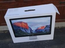 "Apple 27"" LED Backlit Widescreen Display Monitor Thunderbolt Computer Screen NIB"