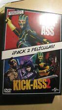 DVD KICK-ASS 1 Y 2                                                    PRECINTADO