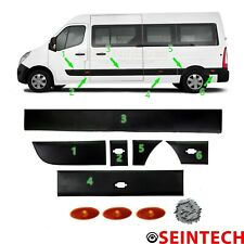 Side Moulding Strip with Side Marker Lamp Left Side For Vauxhall Movano 2010-16