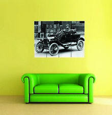 Classic Car Giant Wall Art New Poster Print Picture