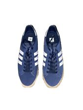 Adidas Men's Seeley Skate Shoe; Collegiate Navy / Gum Sole - SIZE 9