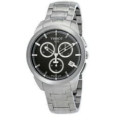 Tissot Men's T-Sport T0694174406100 Titanium Grey Dial Chronograph Watch