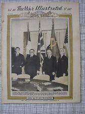 The War Illustrated #247 (San Dimitrio, Scapa Flow, SS, Copenhagen, Himmler WW2)