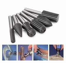 CARBIDE ROTARY FILE RASPS, GREAT FOR DOOR & FRAME MODIFICATION- LOCKSMITH TOOL