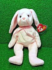 Rare 1996 PE Ty Beanie Baby Hoppity The Rabbit ORIGIINAL & SUFACE Errors MWMT