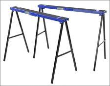 Faithfull Faitrestles Steel Trestles(set 2) Height 31in X Length 39in Weight 4in