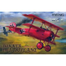 Meng QS-002 1/32 Fokker F.1/DR.1 Triplane Plastic Model Kit Brand New