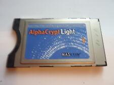 AlphaCrypt Light von Mascom R 2.4 V1.18