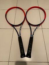 2x HEAD TGT293.1 Graphene Prestige MP 16x19 RARE PRO STOCK Tennis Racket Racquet