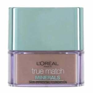 L'Oreal True Match Minerals Loose Powder Skin Improving Foundation