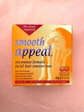 Smooth Appeal Facial Hair Remover Wax 40g