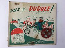 VAS-Y DUDULE jeu de parquet cycliste tour de France