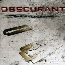 OBSCURANT - First Degree Suicide CD