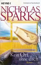 Nicholas Sparks, Kein Ort ohne dich - 1xgelesen