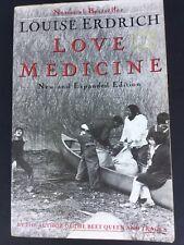 Love Medicine Louise Erdrich Paperback Book