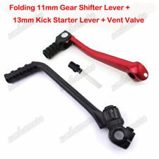 13mm Kick Start Lever+11mm Gear Shifter For CRF50 50cc 110cc 125cc Dirt Pit Bike