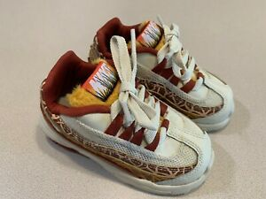 "NIKE Toddler ""Air Max TD Giraffe"" Sneakers CU4680-200 Size 7C (NEW!)"