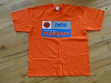NBA New York Knicks 2011 Playoffs orange T shirt NEW XL