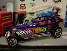 2017 Hot Wheels GREAT GATSBY✿dark blue/black/orange✿Multi Pack Exclusive✿LOOSE