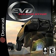 Sega Dreamcast - 4x4 Evolution Evo - disc only