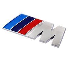 Badge Sticker BMW M Coffre Ailes Neuf