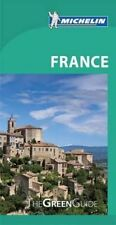 France Green Guide (Michelin Green Guides),Michelin,Very Good Book mon0000104609