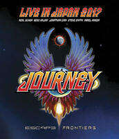 Live In Japan 2017: Escape + Frontiers [New Blu-ray] Digital Theater S