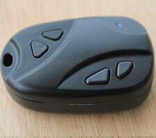 808 #26 1080P/720P Full espion HD Keychain caméra DVR voiture H.264 Boîtier étanche AVI