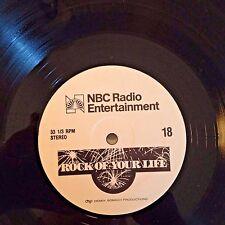 Radio Show:ROCK OF YOUR LIFE #18 MOTOWN MARTHA REEVES  & #48 MOVIES BOB GELDOLF
