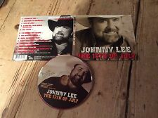 johnny lee-the 13th of july-2003 title tunes digipak cd
