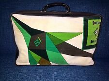 BRANIFF INTERNATIONAL AIRWAYS Emilio Pucci Stewardess Suitcase ITALY ~ 1960s