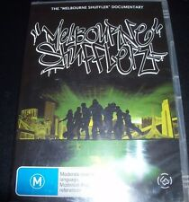 Melbourne Shuffler Shufflerz Documentary (Australia Region 4) DVD – New