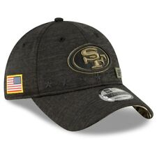 2020 San Francisco 49ers New Era 9TWENTY NFL Salute To Service Hat Dad Cap Adj