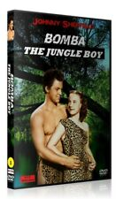 BOMBA L'ENFANT DE LA JUNGLE - Johnny Sheffield - TARZAN French subtitles DVD