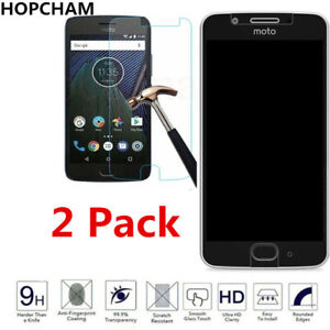 2-Pack For LG G7 G8 G8s V40 V50 Q60 K8 Stylo 4 5 Tempered Glass Screen Protector