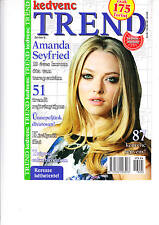 AMANDA   SEYFRIED      2  Hungarian magazine    2016 ,  2018