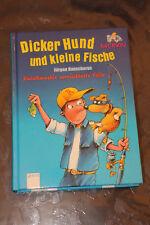 Jürgen Banscherus: Dicker Hund und kleine Fische (Jugendliteratur/Detektiv)
