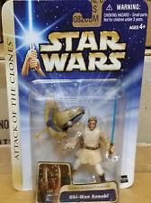 Star Wars Attack of the Clones - Coruscant Chase Obi Wan Kenobi