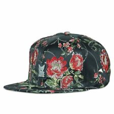 Grassroots Fitted Flat Unisex Stash Hat snapback GR3665