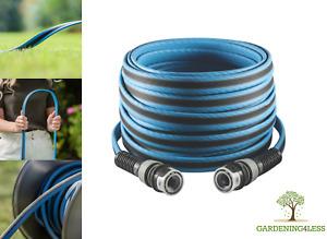 FloPro Smart Flo No Kink Hose System Lightweight Heavy Duty PVC Free 20m 30m 40m