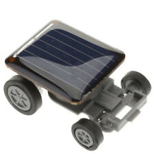 Super Mini Solar Powered Car NO Battery Eco-friendly Kids Fun Racing Car Gift US