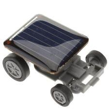 Mini Solar Powered Robot Racing Car Vehicle Educational Gadget Kids Gift Toy USA