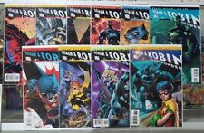 Batman & Robin Boy Wonder #1 2 3 4 5 6 7 10 - Frank Miler Jim Lee -  VF/VF+ @
