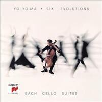 YO-YO MA - SIX EVOLUTIONS - BACH: CELLO SUITES NEW CD