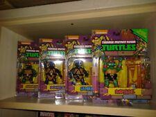 lot de 4 figurines teenage Mutant ninja Turtles (TMNT) tortues ninja neuf