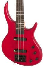 Guitarras y bajos rojos Epiphone