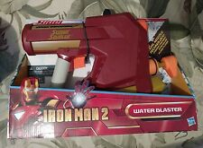 NEW in package.. Iron Man 2 Water Blaster Super Soaker. RARE