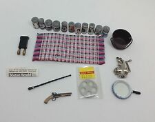 N6 Dollhouse Miniature Decor Lot in 1:12 Scale Doll House Gun Mini Accessories
