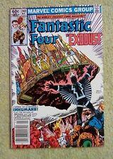 Fantastic Four #240 (Mar 1982, Marvel) 7.0 FN/VF (John Byrne Art & Story)