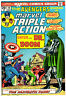 MARVEL TRIPLE ACTION #19 - JULY 1974 - BRONZE AGE MARVEL CLASSIC -LOW PRICE